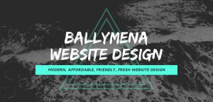 Local website design - Ballymena